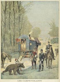 Census of Travellers in France von Henri Meyer
