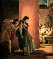 Clytemnestra, c.1817 by Baron Pierre-Narcisse Guerin