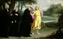 Scene from the Life of St. Benedict by Philippe de Champaigne