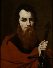 St. Paul by Jusepe de Ribera