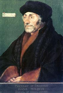 Erasmus of Rotterdam von Hans Holbein the Younger