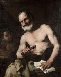 Cato of Utica by Luca Giordano