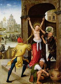 The Martyrdom of St. Barbara by Jean the Elder Bellegambe