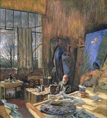 Portrait of Ker-Xavier Roussel 1935 by Edouard Vuillard