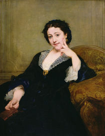 Madeleine Brohant of the Comedie-Francaise von Paul Baudry