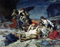 The Death of Ravana, 1875 von Fernand Cormon