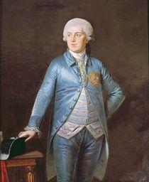 Christian VII 1788 by Heinrich Schmidt
