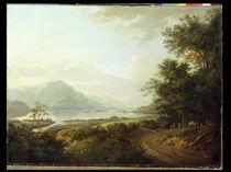Loch Awe, Argyllshire, c.1780-1800 by Alexander Nasmyth