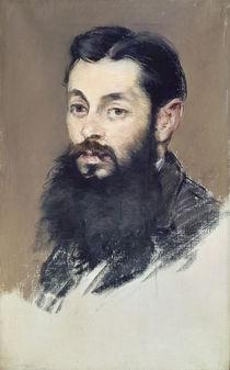 Dr. Materne, doctor of Napoleon III c.1880-81 von Edouard Manet