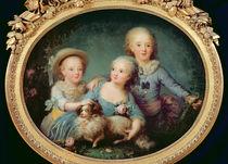 The Children of Charles de France von French School