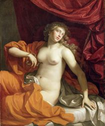 Cleopatra, c.1674-75 by Benedetto the Younger Gennari