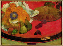 Fete Gloanec, 1888 von Paul Gauguin
