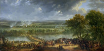 Battle of Pont d'Arcole, 15th-17th November 1796 by Baron Louis Albert Bacler d'Albe