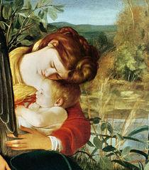 Rest on the Flight into Egypt by Michelangelo Merisi da Caravaggio