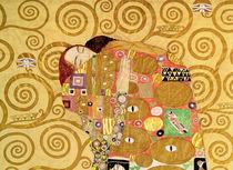 Fulfilment c.1905-09 by Gustav Klimt