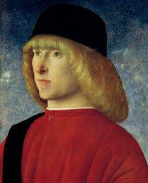 Portrait of a Young Senator von Giovanni Bellini