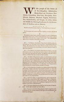 The United States Constitution von American School
