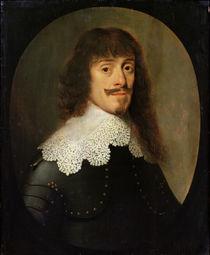 Bernard Duke of Saxe-Weimar by Flemish School