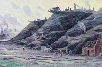 The Slag Heap, 1896 von Maximilien Luce