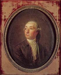 Nicolas Restif de la Bretonne by French School