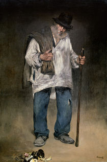 The Ragman, 1869 by Edouard Manet