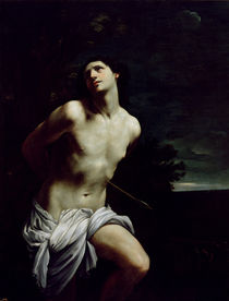 St. Sebastian, 1617-18 by Guido Reni