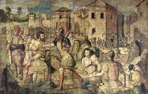 The Prisoners by Giulio Romano