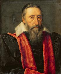 Guillaume du Vair by Frans II Pourbus