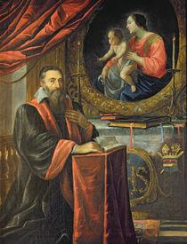Portrait of Guillaume de Vair von Frans II Pourbus