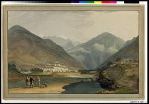 The Former Winter Capital of Bhutan at Punakha Dzong von Samuel Davis