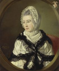 Portrait of a Lady, 1768 by John Russell