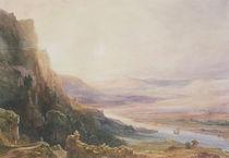 Perth Landscape, 1850 by Jean Antoine Theodore Gudin