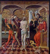 The Flagellation of Christ von Spanish School