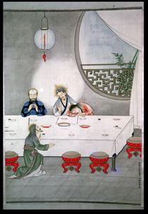 Last Supper von Chinese School
