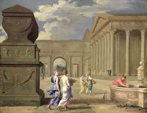 Classical Landscape by Jean Lemaire