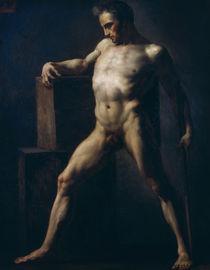 Study of a Man, c.1808-12 von Theodore Gericault