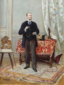 Edmond Taigny by Jean Beraud