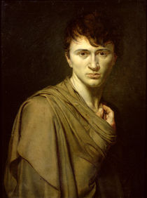 Self Portrait, 1806 by Abel de Pujol