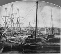 Whaling Port, New Bedford von American Photographer
