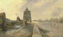 The Rhine at Constance c.1830 by Edward Thomas Daniell