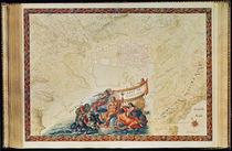 Ms. 987, Vol.2 fol.63 Plan of Toulon by Sebastien Le Prestre de Vauban