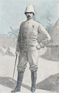 General Alfred Amedee Dodds von French School