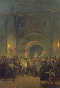 Liberation of Political Prisoners from the Mazas Prison by Jules & Guiaud, Jacques Didier