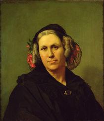 Madame Vinet, 1840 von Hippolyte Flandrin