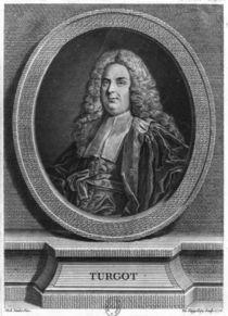 Michel Etienne Turgot, 1776 by Louis Michel van Loo