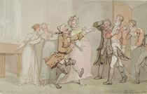 The Return of the Soldier, 1817 von Thomas Rowlandson
