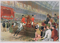A Horse Race, 1886 von Adrien Emmanuel Marie