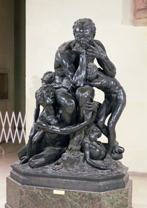 Ugolino and his Sons, 1860 von Jean-Baptiste Carpeaux