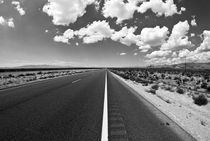 Road to Death Valley - California by Federico C.