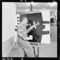 Adolph Gottlieb painting von American Photographer